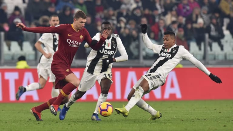 AS Roma vs Juventus Preview: Where to Watch, Live Stream, Kick Off Time & Team News
