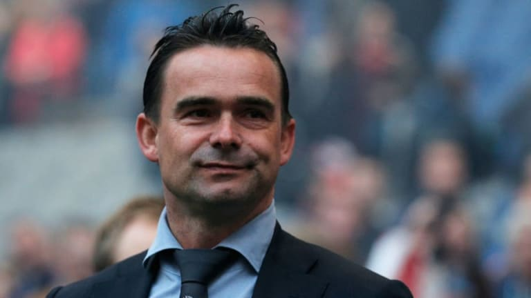 Marc Overmars Signs New Long-Term Ajax Contract Amid Arsenal Technical Director Claims