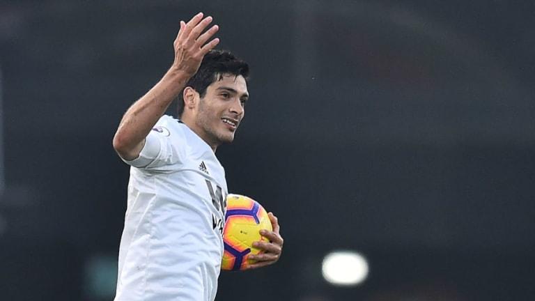 El gol de Raúl Jiménez que salva al Wolverhampton de la derrota