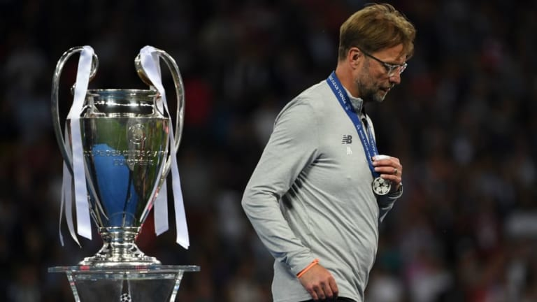 Jurgen Klopp Aiming for 'Deserved' Champions League Title to Banish Memories of Previous Lost Finals
