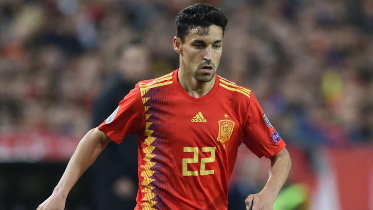 Jesús Navas merece su lugar fijo en la selección española