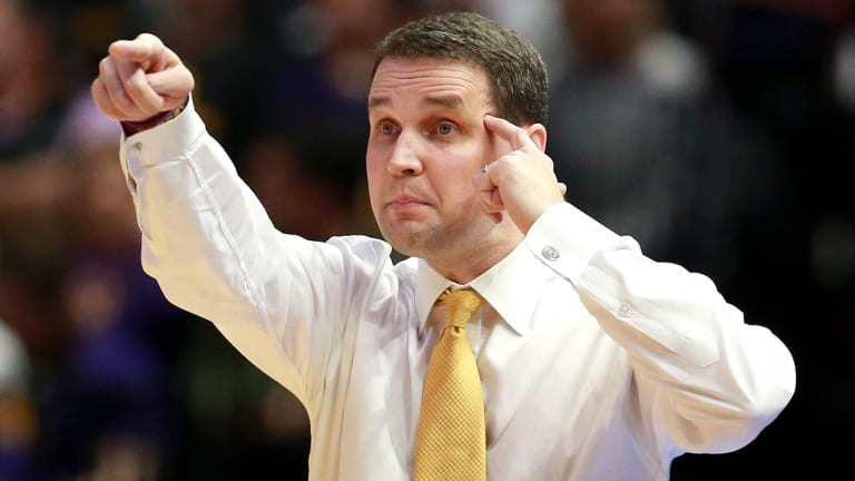 LSU's Will Wade Caps Turbulent Year With Fittingly Complicated Press Conference