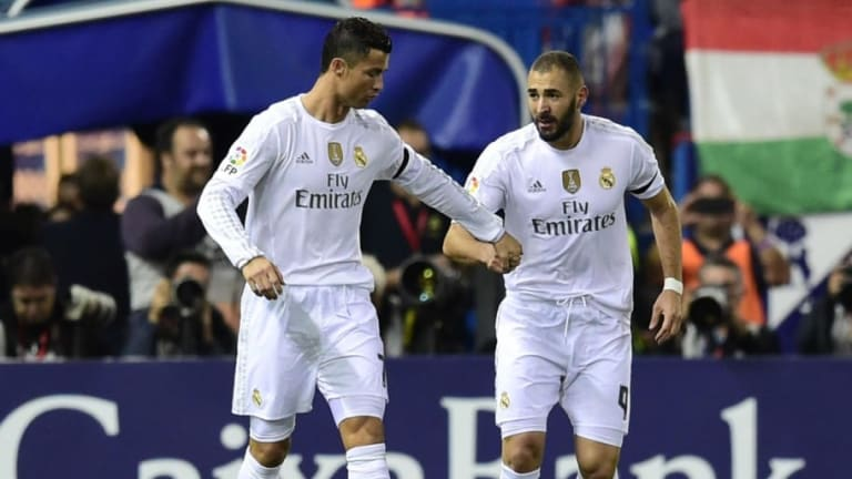 Karim Benzema Admits Cristiano Ronaldo's Departure From Real Madrid Has Benefited Him