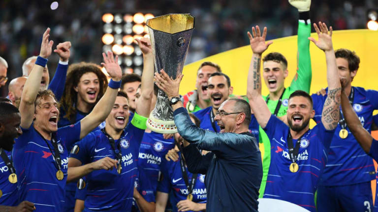 Juventus Chairman Seen at Chelsea Hotel in Baku as Serie A Side 'Confident' of Maurizio Sarri Deal