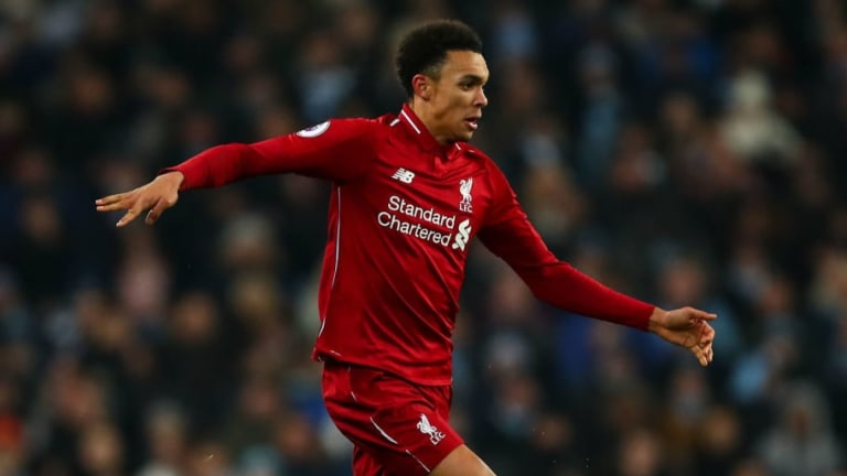 Liverpool Fans Shocked Trent Alexander-Arnold 'in Contention' to Face Crystal Palace Despite Injury