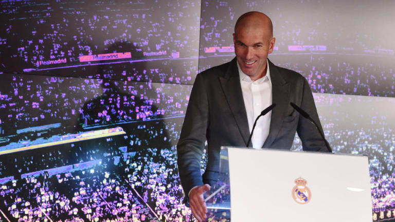 El Real Madrid no tenía 3 entrenadores en una temporada desde hace más de una década