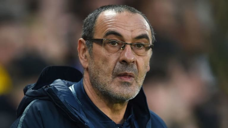 Manchester United vs Chelsea: Maurizio Sarri's Best Available Blues Lineup