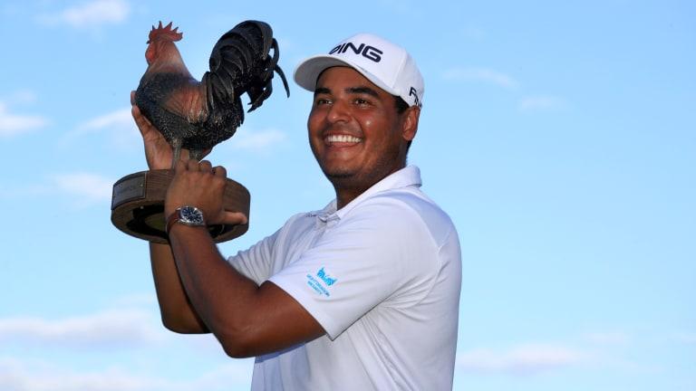 Sebastian Munoz Wins Sanderson Farms in Playoff for First PGA Tour Title