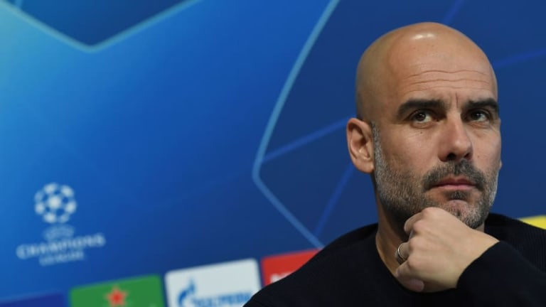 Pep Guardiola Names the Four Spurs Players Man City Must 'Respect' Ahead of Fixture Pileup