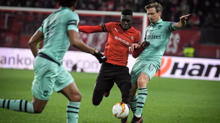 Arsenal Hold Preliminary Transfer Talks With Rennes Over Young Star Ismaila Sarr