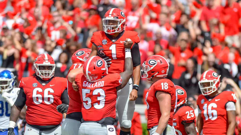 Justin Fields Transfer Watch: Eight Potential Landing Spots for the Talented QB