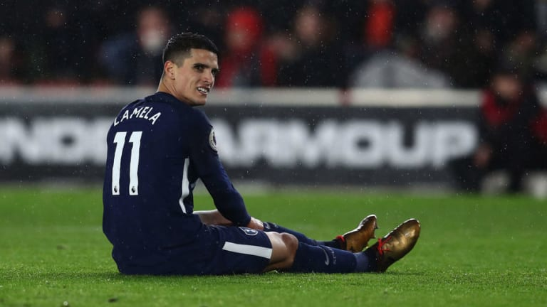 Southampton Make Late Enquiry for Tottenham's Erik Lamela Amidst Interest From Roma