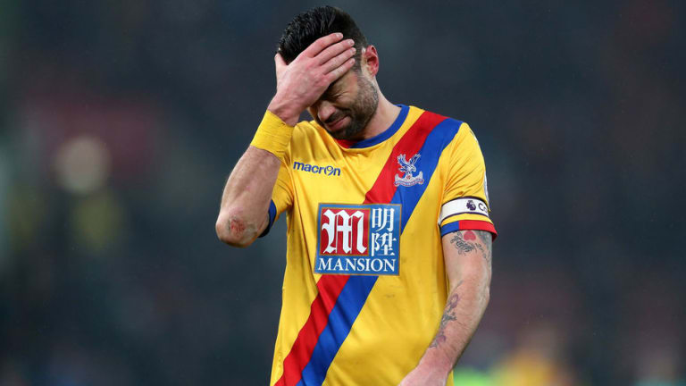 Crystal Palace Fans Call for Damien Delaney Axe in January After Brighton Defeat