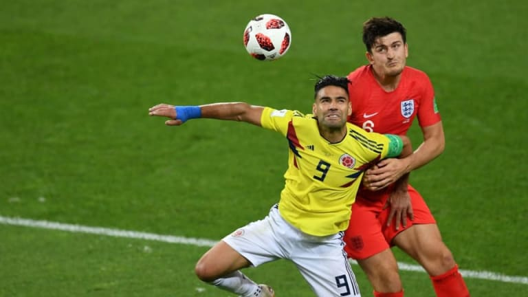 Cesc Fabregas Gives His Opinion on Leicester Star Harry Maguire at the World Cup