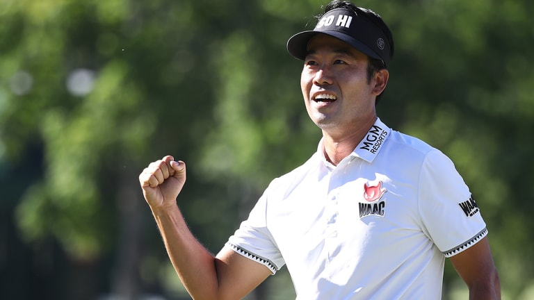 Kevin Na Wins by Five Shots at The Greenbrier for Second Tour Win