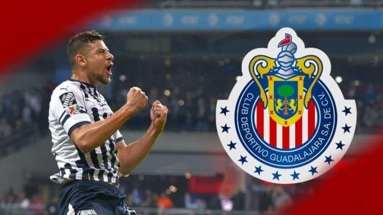 Chivas presenta a Luis Madrigal como su nuevo refuerzo