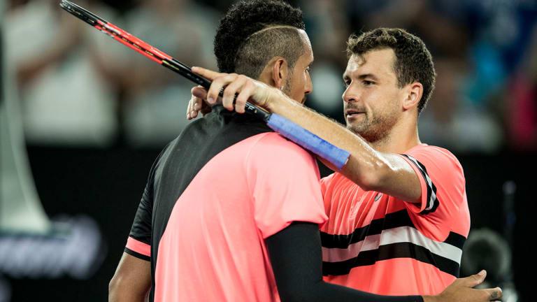Rafael Nadal, Grigor Dimitrov Advance to Australian Open Quarterfinals