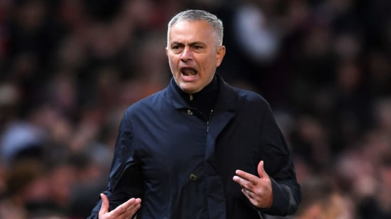 Jose Mourinho Escapes Touchline Ban After Abusive Language Charge Not Proven