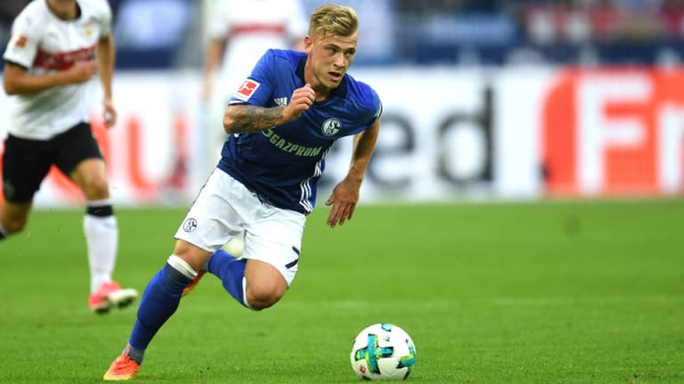 Schalke Star Max Meyer Wanted by Liverpool as Host of Clubs Show Interest in the 22-Year-Old