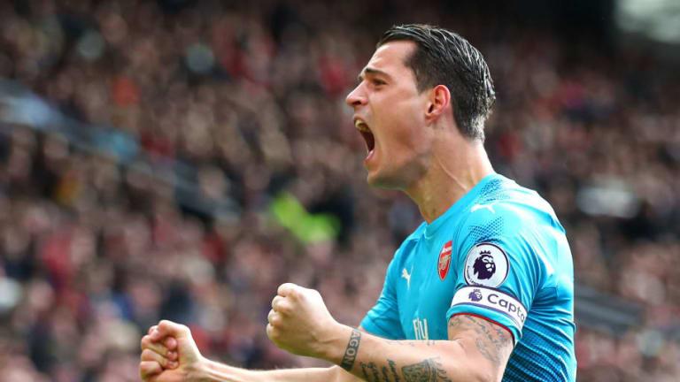 Arsenal Midfielder Granit Xhaka Signs New Long-Term Contract as Unai Emery Shows Faith