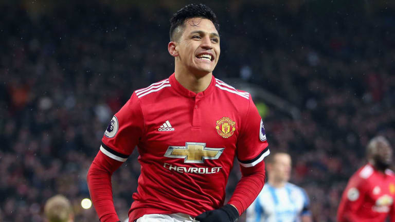 Man Utd's Alexis Sanchez Discusses Why He Joined the 'Biggest Club in England'