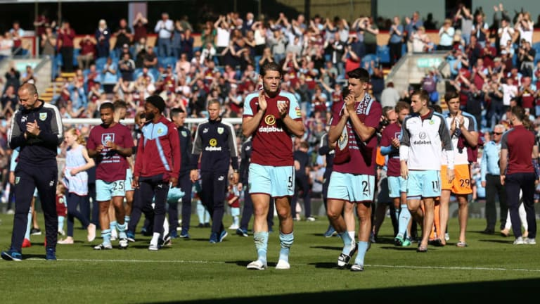 Burnley Announce New Club Record Sponsorship Deal With LaBa360 Ahead of 2018/19 Season