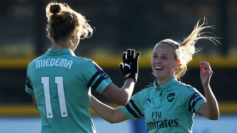 Women's Super League Roundup: Arsenal Racing Away With Title But Chelsea Now Building Momentum