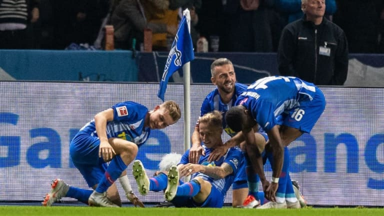 Hertha BSC 2-0 Bayern Munich: Report, Ratings & Reaction as Reds Stunned in First Defeat This Season