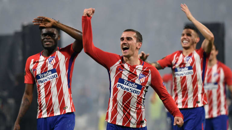 Spanish Report Claims Antoine Griezmann Has Told Teammates He Will Stay With Atletico Madrid