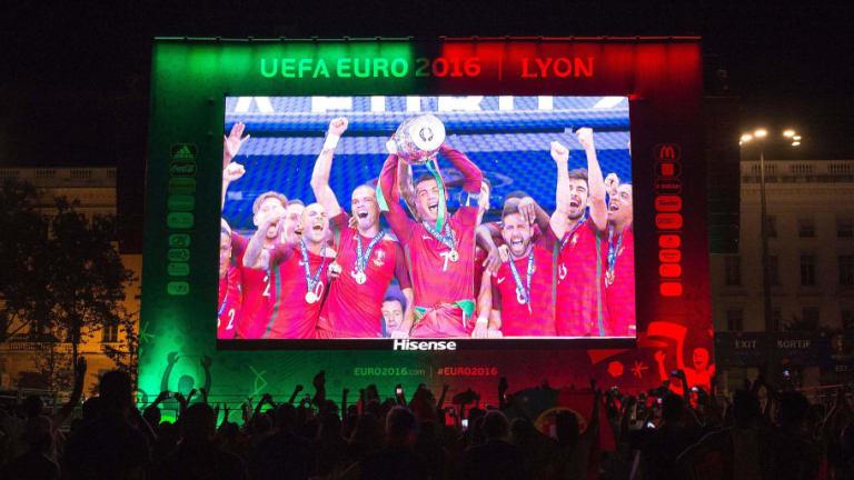 Prohíben las pantallas gigantes para ver el Mundial por miedo al terrorismo