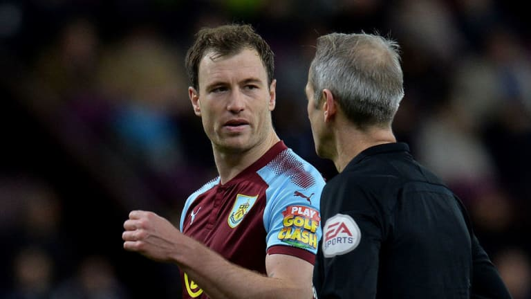 Crystal Palace Consider Move for Burnley Star Ashley Barnes as Eagles Search for Striker Continues