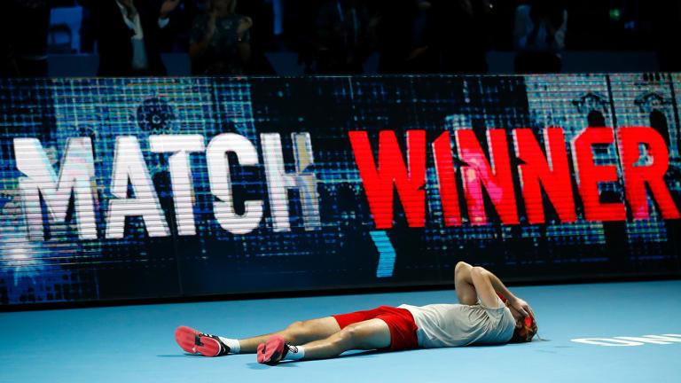 Tsitsipas Recovers to Beat de Minaur, Wins Next Gen Finals