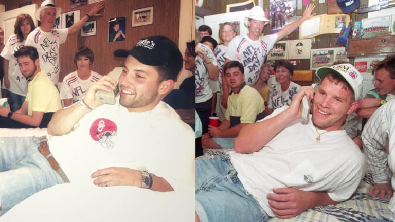 Traina Thoughts: All It Took for Baker Mayfield to Win People Over Was a Photo