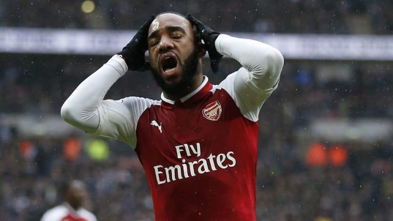 Arsene Wenger Admits Aubameyang Signing May Have Damaged Alexandre Lacazette's Confidence