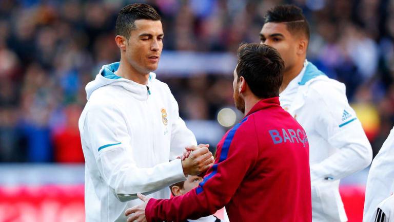 La comparación de goles de falta directa de Messi y Cristiano en Liga las últimas 9 temporadas