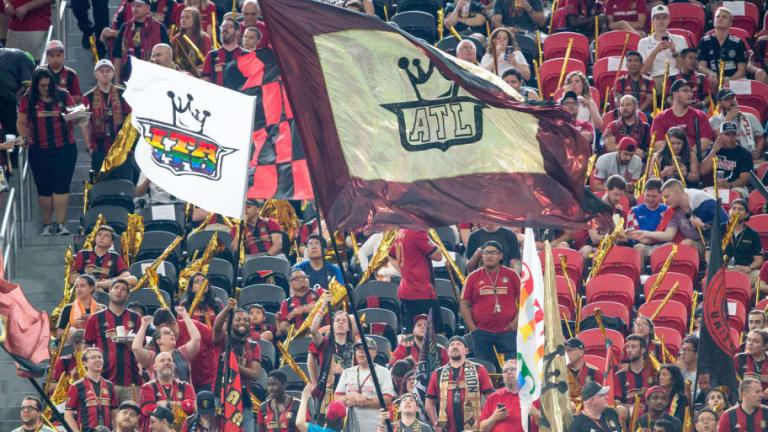 DE LUJO: Atlanta United llevó al estadio casi los mismos espectadores que la final del Mundial