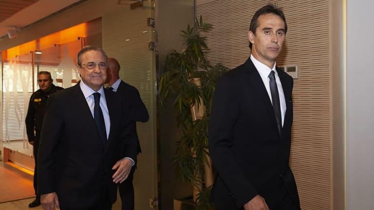 El técnico de la Premier con el que ha contactado el Real Madrid para hacerse cargo del banquillo
