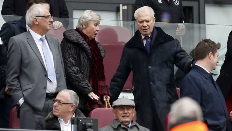 Twitter Erupts With West Ham Fans Urging Owner David Gold to Appoint Arsene Wenger