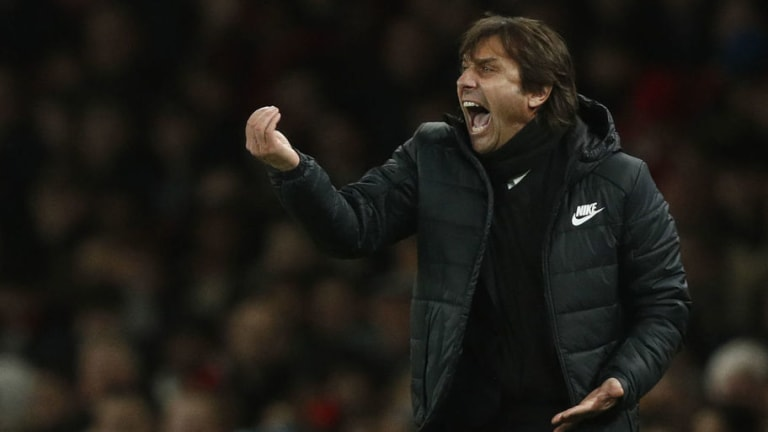 Disappointed Conte Claims 'This Is Football, and We Must Accept the Final Result' After Arsenal Draw