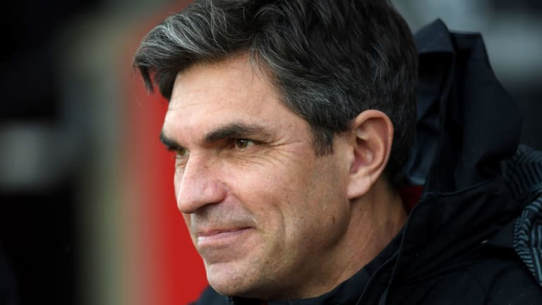 Mauricio Pellegrino Insists it Was Imperative to Improve Saints' 'Level and Belief'