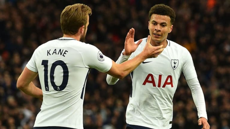 Harry Kane Lauds Spurs Teammate and Compatriot Dele Alli as a 'Game Changer' Ahead of the World Cup