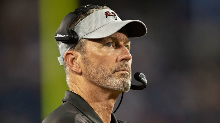 Buccaneers' Dirk Koetter Named the Favorite to Be First NFL Coach Fired