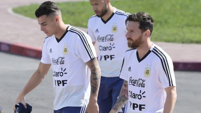 Previa Grupo D   Nigeria, Argentina y Islandia pelearán por ser segunda