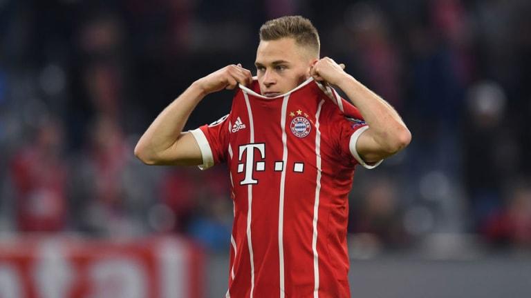 Joshua Kimmich Slams 'Naive' Bayern Performance But Insists Real Madrid Have Big Weaknesses