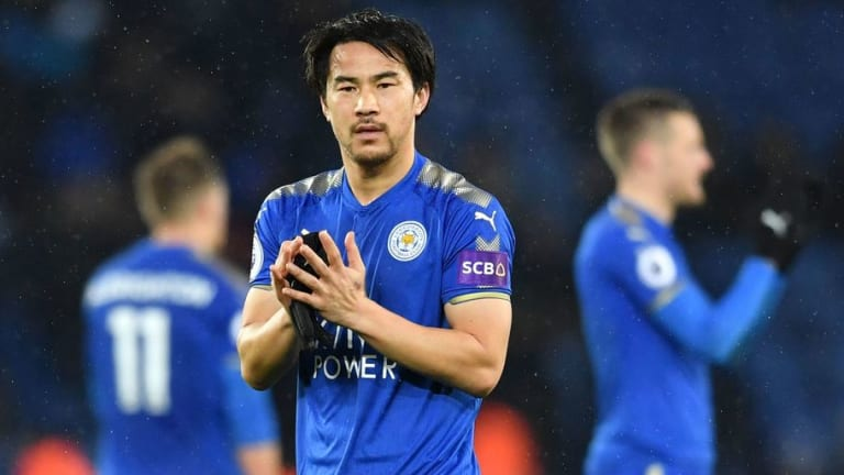 Depleted Leicester City Short of Striking Options Ahead of Man City Clash