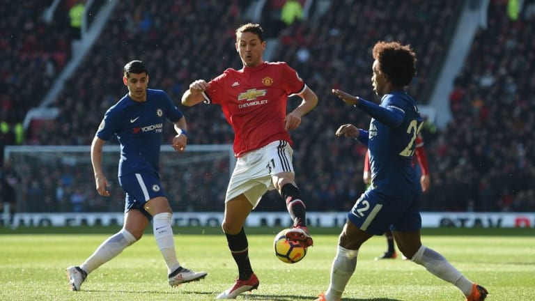 Matic Claims He Had Nothing to Prove Against Chelsea and Jokingly Reveals Contents of Mourinho Note