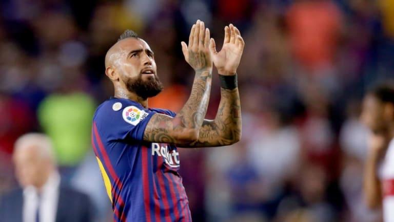 La opinión de Messi sobre el fichaje de Arturo Vidal