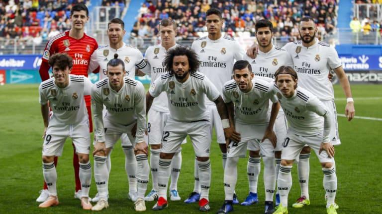 El futbolista gafe del Real Madrid esta temporada