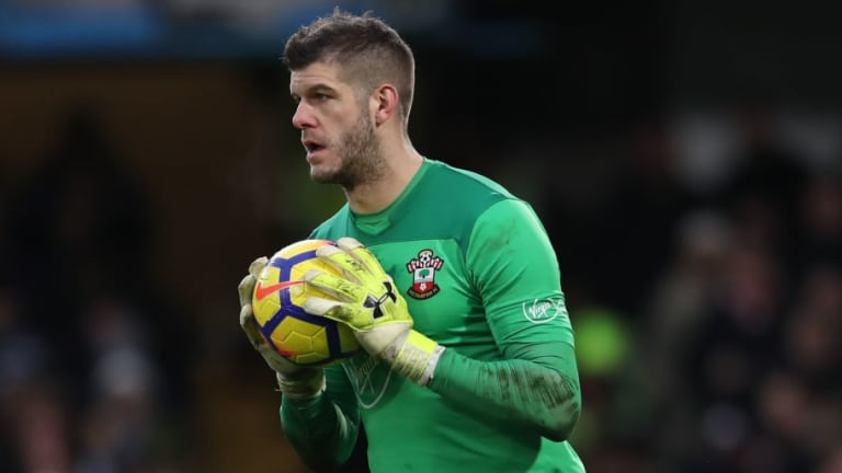 Burnley Target Southampton's Fraser Forster as Replacement for the Injured Nick Pope