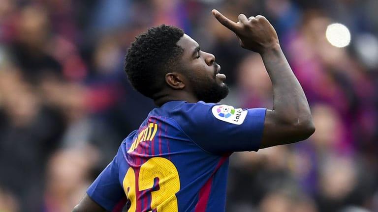 El último giro en la renovación de Umtiti con el Barcelona